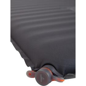 Nomad Lite Comfort 5.0 Zelfopblaasbare Slaapmat, black/dark grey